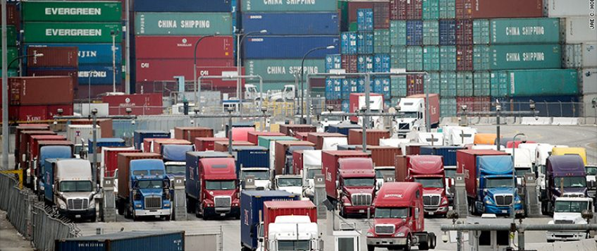Longer turn times at Long Beach Ports cost shippers