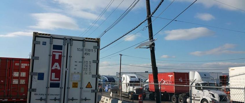 Technology in testing could lead to hourly surcharges at NY-NJ Ports